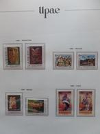 Coleccion Collection Upaep 1989 - 1991 Completa - Sellos