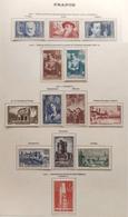 Colección Collection Francia France 1853 - 1963 4643€ - Sellos