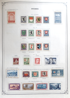 Colección Collection Suiza 1862 - 1962 1500€ - Colecciones (en álbumes)