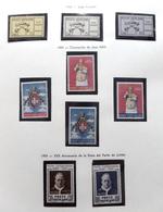 Colección Collection Vaticano 1958 - 1999 MNH - Sellos