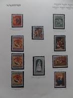 Colección Collection Navidad 1898 - 1972 - Sellos