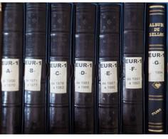 Colección Collection Tema Europa 1956 - 2001 MNH - Sellos