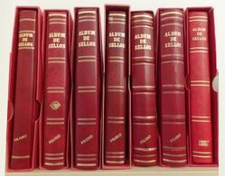 Colección Collection Navidad Christmas Años 60/70 - Sellos