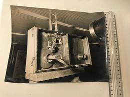 Photographie Ancienne Grand Format Machine Début Du Cinéma - Objets