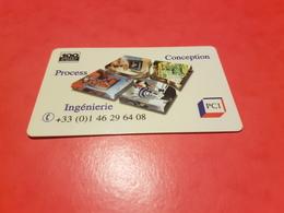 Telecarte Prépayée PCI 100 Unités - France