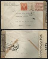 Cuba Carta De La Habana A Barcelona 1930 - Sin Clasificación