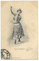 Baile Flamenco Femme...1904 - España