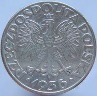 Poland 2 Zlote 1936 XF / UNC - Silver - Polen