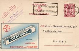 Publibel - 740 - Aspirine Bayer - NF - Leuven. - Publibels