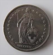 Pièce 2 Francs Suisse 1981 Numismatie - Suisse