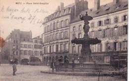 57 - Moselle - METZ - Place Saint Simplice - Metz