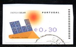 Portugal 2006 ATM-FRAMA - Energia Solar - 0.30 € - ATM/Frama Labels