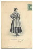 Alcarrena (Guadalajara) Femme...1904 - Guadalajara
