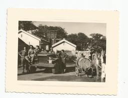 Photographie Guerre D'algérie Secteur Ain Zana 1959  Camion  Véhicule Militaire Photo 8,3x11 Cm Env - Guerre, Militaire