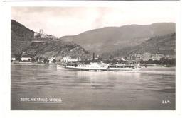 """Österreich - Spitz An Der Donau - Ruine Hinterhaus - Wachau - Schiff - Ship - Dampfer """" Melk """" - Wachau"""