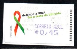 Portugal 2006 ATM-FRAMA - Defende A Vida - 0.45 € - ATM/Frama Labels
