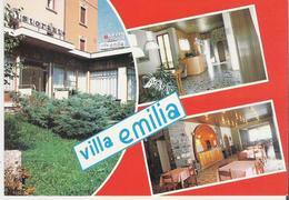 SAN PELLEGRINO TERME. CP Pensione Villa Emilia - Autres Villes
