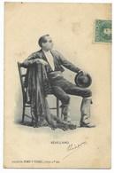Sevillano Homme...1904 - Sevilla