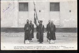 75, Paris,  N°62, Les Journees Italiennes, Le Drapeau Du 3ème Zouaves - Autres