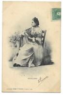 Sevillana Femme...1904 - Sevilla