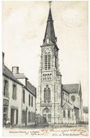 HAM-SUR-HEURE - L' Eglise - Edit. A. Frère-Rodelet - Ham-sur-Heure-Nalinnes