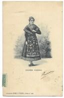 Charra (Zamora) Femme...1904 - Zamora
