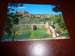 B745  Toledo Spagna Vista Parziale Non Viaggiata - Spagna