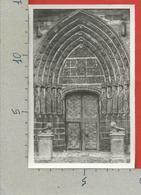 CARTOLINA NV SPAGNA - AVILA - Catedral - Puerta De Los Doce Apostoles - 9 X 14 - Ávila