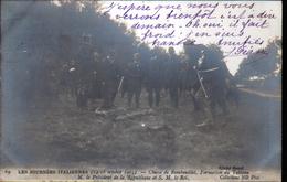 75, Paris,  N°69, Les Journees Italiennes, Chasse à Rambouillet, Formation Du Tableau - Autres