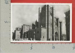 CARTOLINA NV SPAGNA - AVILA - Catedral - Vista General - 9 X 14 - Ávila