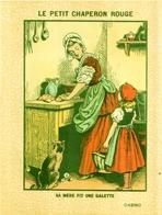 BEAU Protège Cahier Publicitaire Ancien CASINO LE PETIT CHAPERON ROUGE 2 - Book Covers