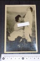 """CPA NU EROTIQUE PORNOGRAPHIE """"CRAVATE DE NOTAIRE""""... Dans Les Foins. Années 1900/1910 - Beauté Féminine D'autrefois < 1920"""