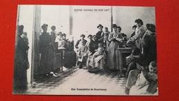 OUVRE SOCIALE DU BON LAIT - UNE CONSULTATION DE NOURRISSONS - Professions