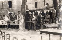 AVIGNON 1934-1935 UNE FETE  DU 7 EME REGIMENT DU GENIE (CARTE PHOTO ) - Avignon