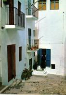IBIZA - CALLE TIPICA  (SPAGNA ) - Ibiza