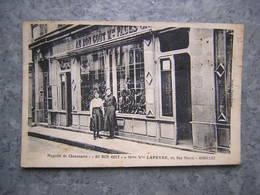 AURILLAC - MAGASIN DE CHAUSSURES - AU BON GOUT - Mme LAPEYRE - Aurillac