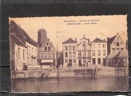 Mechelen  --  Vischmarkt / ( + Fr. ) - Mechelen