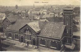 Thieu, Panorama - Le Roeulx
