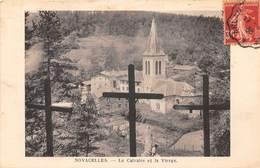 NOVACELLES - Le Calvaire Et La Vierge - France