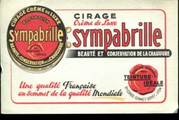 Buvard Cirage Sympabrille - Buvards, Protège-cahiers Illustrés