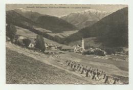 VALLE SAN SILVESTRO PRESSO DOBBIACO   VIAGGIATA FP - Bolzano (Bozen)