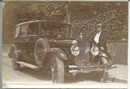Automobile Delage - Automobiles