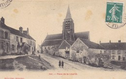 Oise - Ver - Place De La Liberté - Autres Communes