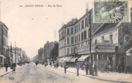 SAINT DENIS (93) - Rue De Paris - Saint Denis
