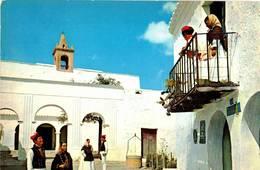 IBIZA - SAN MIGUEL  - IGLESIA -   (SPAGNA ) - Ibiza
