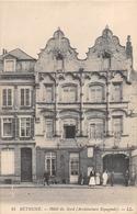¤¤   -   BETHUNE   - Hôtel Du Nord      -  ¤¤ - Bethune