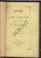 BERINGEN Notices Sur La Bonne Ville De Beeringen - Uit Les églises Du Diocèse De Liége - J. Daris Deel 3 1873 (R507) - Vecchi