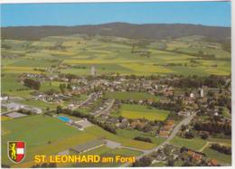 Postcard - St.Leonhard Am Forst - Card No. 80 131 - VG - Postcards