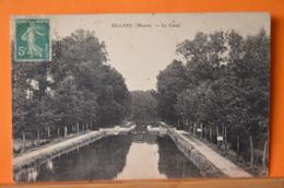 Silery-  Le Canal - Sillery