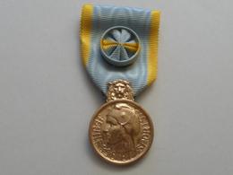 Médaille D' Honneur De La Jeunesse Et Des Sports( Modèle Or) - France
